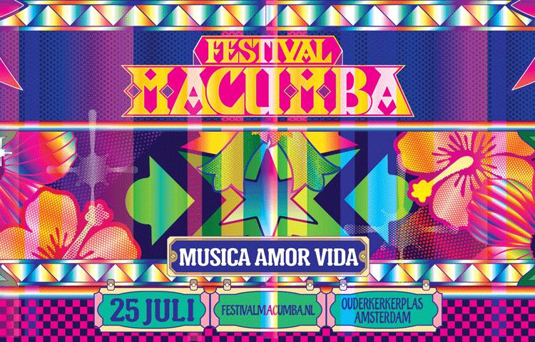 Festival Macumba Event aankondiging