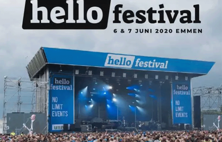 Hello Festival Event aankondiging