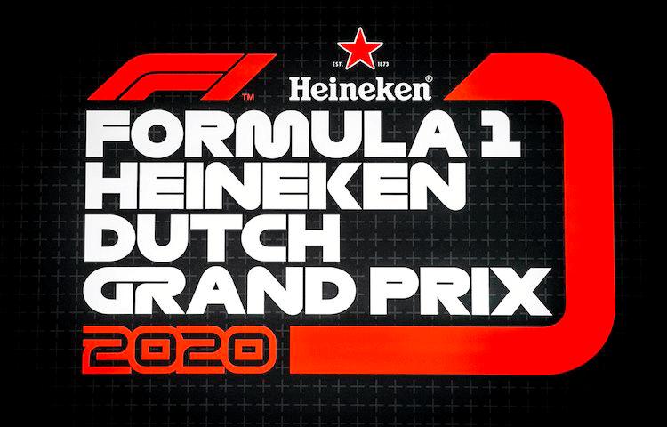 Formule 1 Zandvoort Event aankondiging