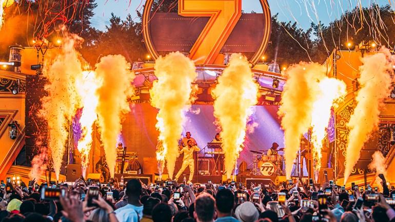 777 festival